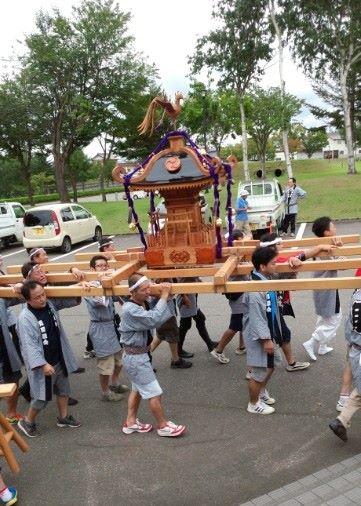 上野祭り8.27